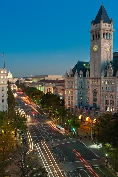 Pennsylvania Avenue, NW Washington DC